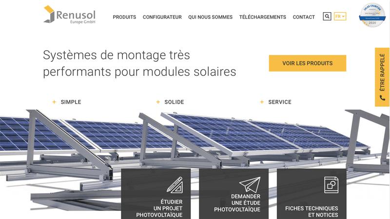 Lot de 10 RENUSOL Fin Pince 30-50 M pour SUR-toit solaire PV Panneau Système de montage
